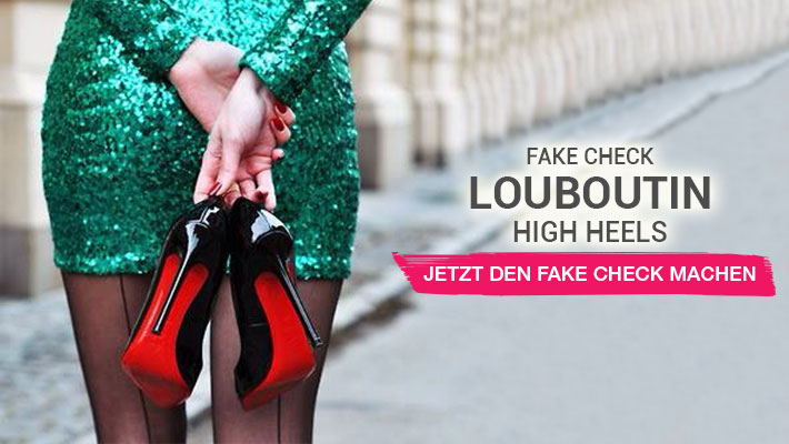 Fake Check: Louboutin